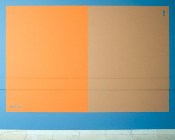 Ane Vester - Onbekende titel - Muurschildering