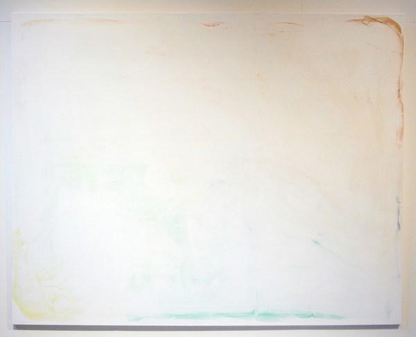Vera Gulikers - Poetsdoek (2) - 250x200cm, Eitempera, Vanish-Oxi-Action, gesso op katoen