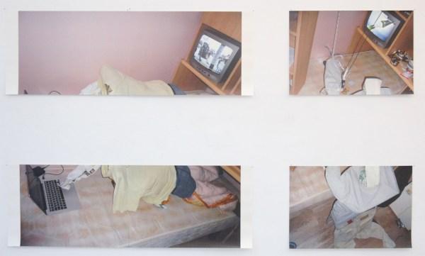 Francois Dey - Please Citizen - 4 delen, 140x94cm