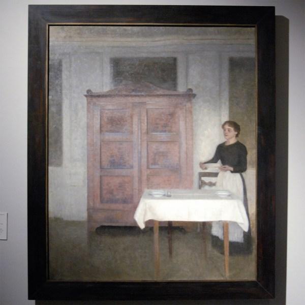 Daxer & Marschall - Vilhelm Hammershoi