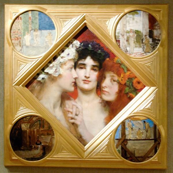 Jack Kilgore - Lawrence Alma-Tadema