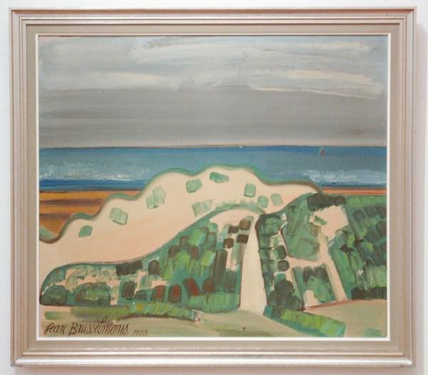 Jean Brusselmans - Les Dunes (De Duinen) - Olieverf op doek, 1938