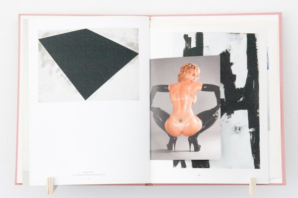 Lucian Wester - Libido Libri, The Abstracts - Kunstenaarsboek, unica