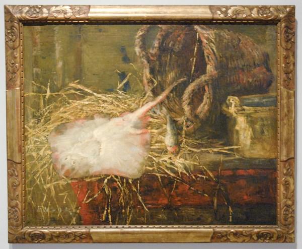 James Ensor - De Rog - Olieverf op doek, 1880