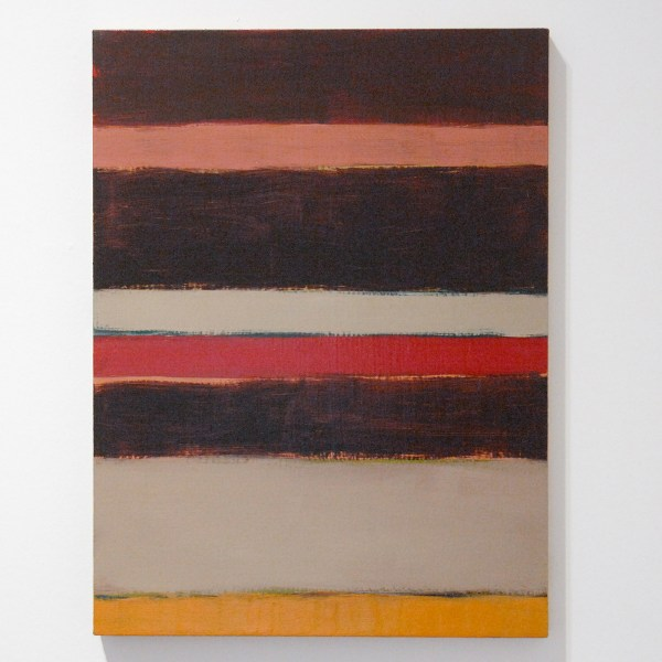 Sean Scully - Colored Landline - Olieverf op linnen, 2003