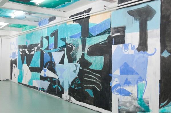 Axel Linderholm - Mural