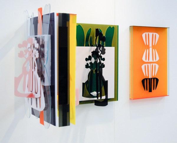 Sanaa Galerie - Mariaan van den Berg