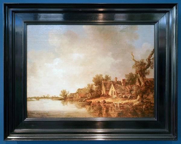 P de Boer Kunsthandel - Jan van Goyen