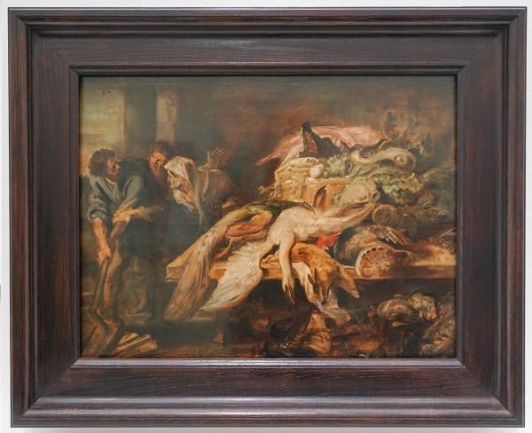 Peter Paul Rubens - De herkenning van Philopoemen - Olieverf op paneel, 1609-1610