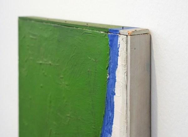 Raoul de Keyser - Zonder Titel - Olieverf op doek en hout, 1964,1966 (detail)