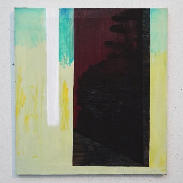 Raoul de Keyser - Zuid - Olieverf op doek, 1990