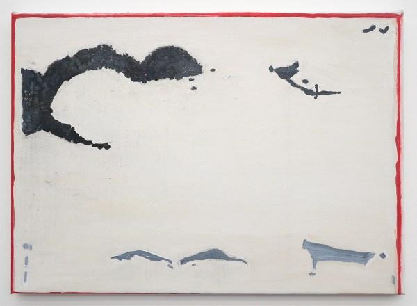 Raoul de Keyser - Oskar nr 10 - Olieverf en houtskool op doek, 2005