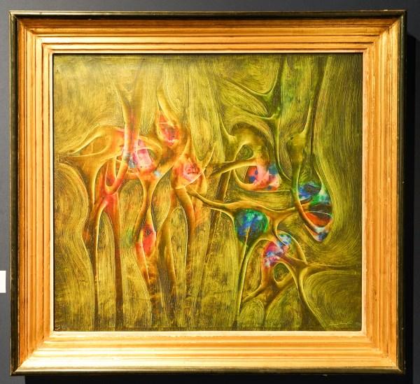 Kalman Maklary Fine Arts - Simon Hantai