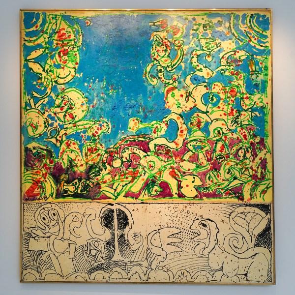 Samuel Vanhoegaerden Gallery - Pierre Alechinsky