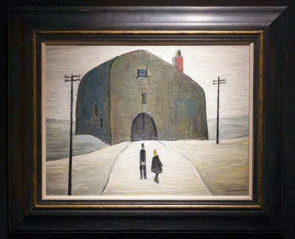 Willow Gallery - Laurence Stephen Lowry