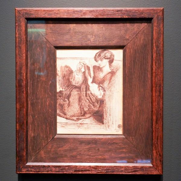 Daniel Katz Gallery - Dante Gabriel Rossetti