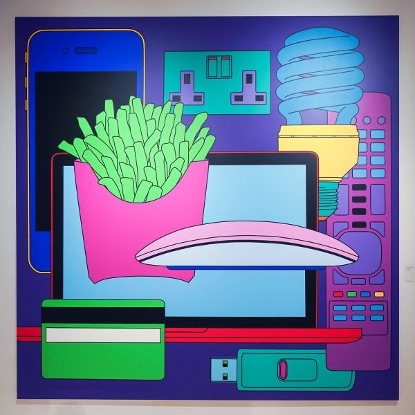 Patrice Trigano Galerie - Michael Craig-Martin
