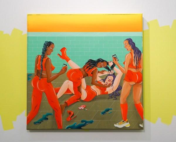 Thomas Rehbein Galerie - Joelle Dubois