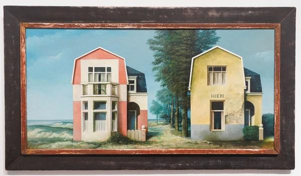 Willem de Winter Art - Barend Blankert