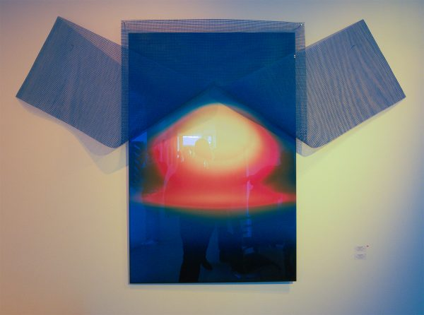 Katarina Juricic - Sunset - 135x90cm UV print op aluminium met epoxy