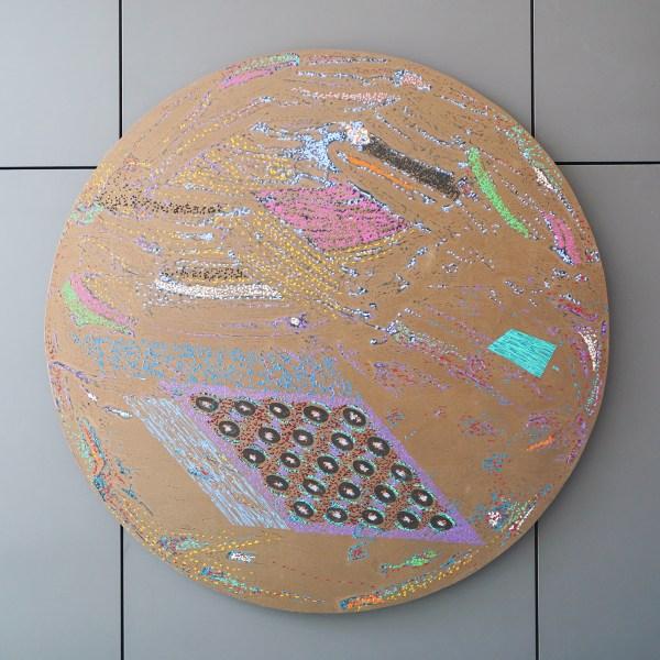 Hubert Leyendeckers - Nr 2 - Acrylverf op paneel