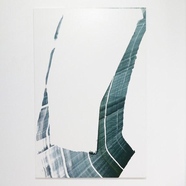 Romee van Oers - Untitled - 190x125cm Acrylverf en olieverf op linnen