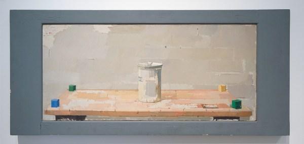 Euan Uglow - Passionate Proportion - Olieverf op doek, 1964
