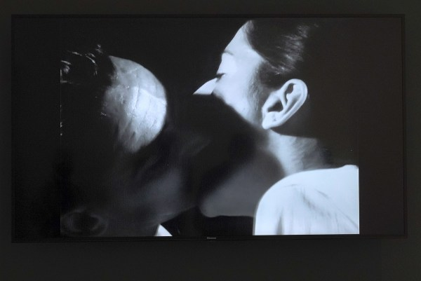 Marina Abramovic & Ulay - Breathing in, Breathing out - Videoregistratie performance 1978