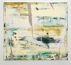 Ronald Zuurmond - In Between - 90x100cm Olieverf op canvas