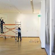 Op basis van een gedicht maakten 7 kunstenaars (waaronder ik) een werk op een muur. De zaalteksten vermelden in dit geval genoeg. De opening is nu en de wandwerken zijn […]