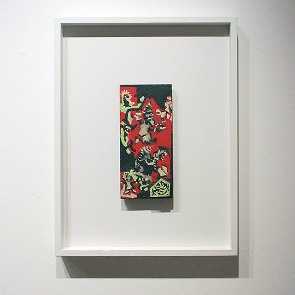 Alex Elshocht - Zonder Titel - Diverse materialen