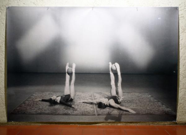 Algirdas Seskus, Venecia 5, 1983 (printed 2013), B&W photograph