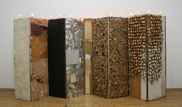 Allen Kaprow - Rearrangeable Panels