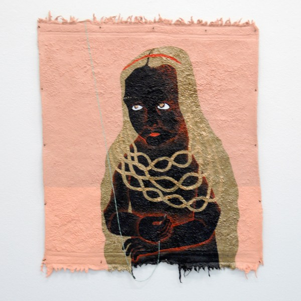 Anne Forest - Liisi - 74x60cm Acrylverf op tapijt