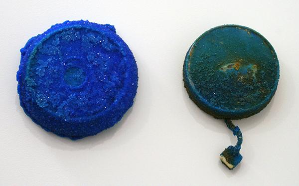 Annet Gelink Gallery - Roger Hiorns