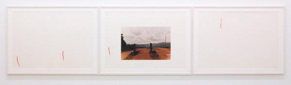 Armando - De Toeging - 75x100cm Kleurpotlood en foto op papier, 1977