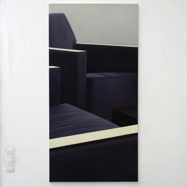 Arnout Killian - Lobby - 170x85cm Olieverf op doek