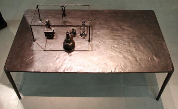 Atelier van Lieshout - Gastronomy - 60x115x68cm Brons