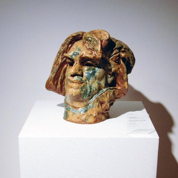 Auguste Rodin - Balzac, tete monumentale - Geglazuurd gres, omstreeks 1899