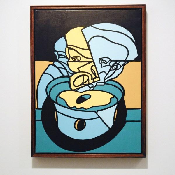 Barbara Paci Art Gallery - Valerio Adami