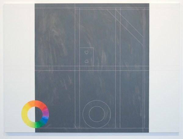 Ben Sleeuwenhoek - Zonder Titel - 170x230cm Olieverf op doek