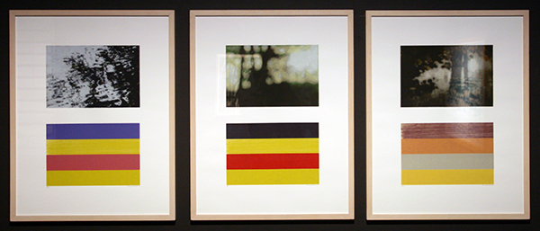 Bert Loerakker - Zonder Titels - 65x50cm Zeefdruk op papier