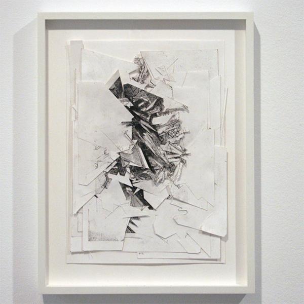 Boris Tellegen - Surface 4 - Mixed media