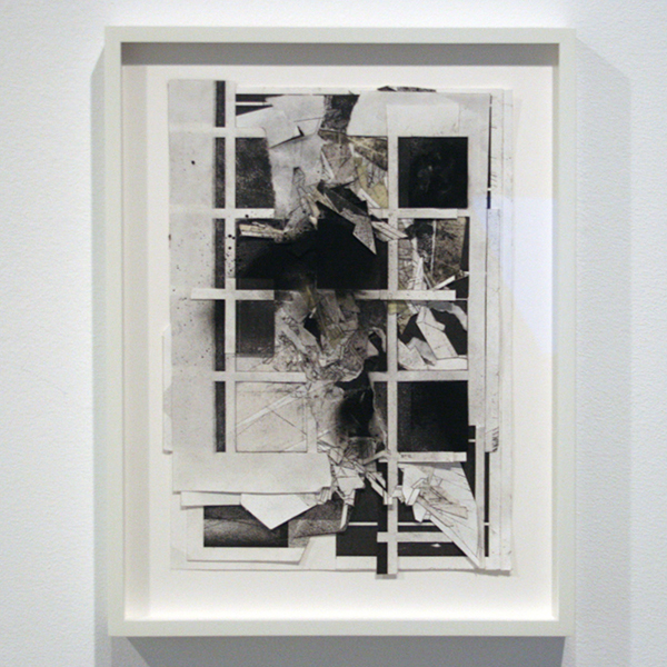 Boris Tellegen - Surface 6 - Mixed media