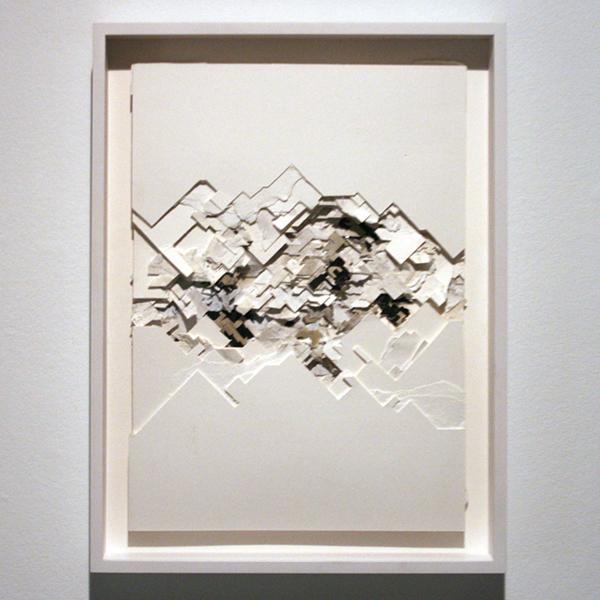 Boris Tellegen - Surface - Mixed media