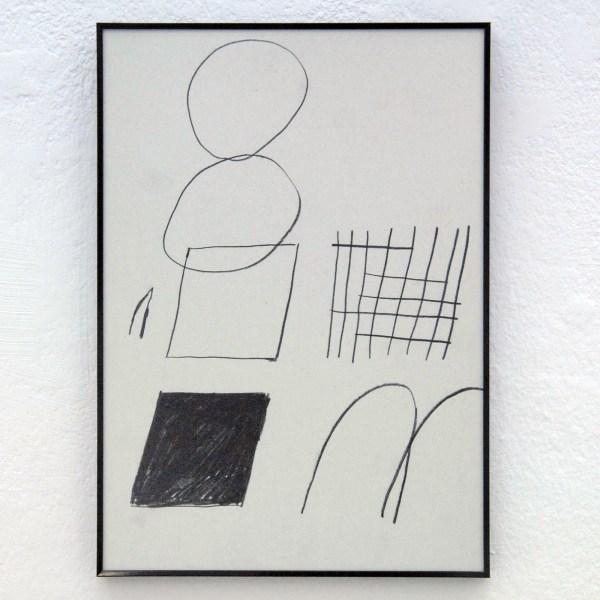 Carlos Alfonso - Uselessness Drawing #12