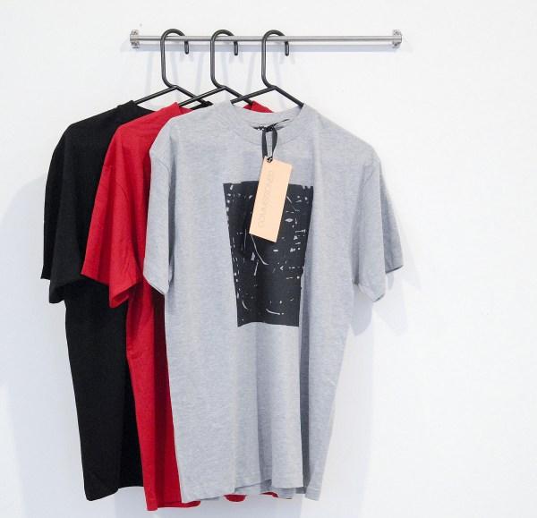 Cedar Lewisohn & Huib Haye van der Werf - Commisioned - T-shirts