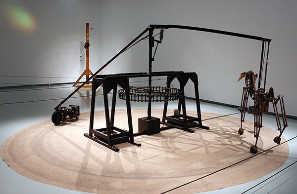 Christiaan Zwanikken - Mechanical Donkey
