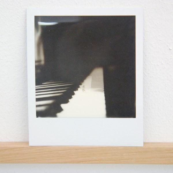 Claire Harvey - Polaroid Edits, Plate #2 - 11x9cm Polaroid