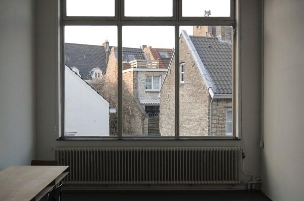 Atelier uitzicht
